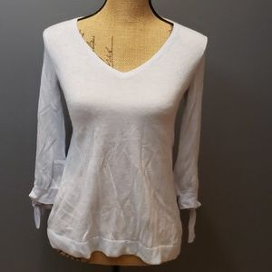 Club Monaco cashmere sweater size xs
